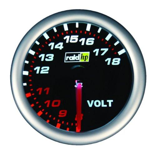 Raid HP 660245 Zusatzinstrument Voltmeter Night Flight -
