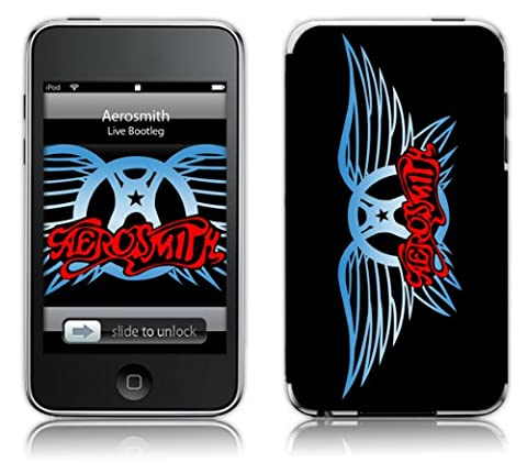 MusicSkins Aerosmith - Black Wings for Apple iPod touch (2nd/3rd