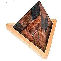 Puzzle Pyramide Klötzchenpyramide Geduldspiel