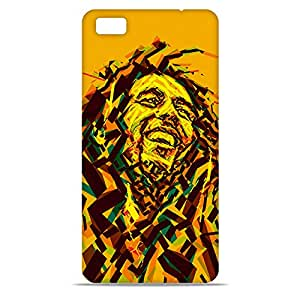 ezyPRNT Bob Marley with Joy Printed Mobile Back Case Cover for Oppo R7 Lite