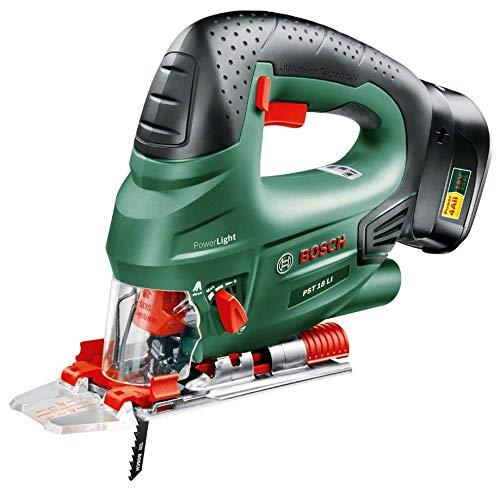 Bosch Home and Garden 0.603.011.002 Sierra de calar 18 W, 230 V, Verde