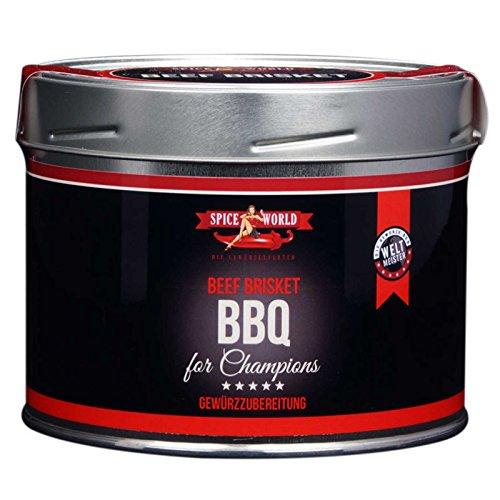 Spiceworld Barbecue for Champions Beef BRISKET Rub Gewürz Grillgewürz Gewürzmischung Grillen...
