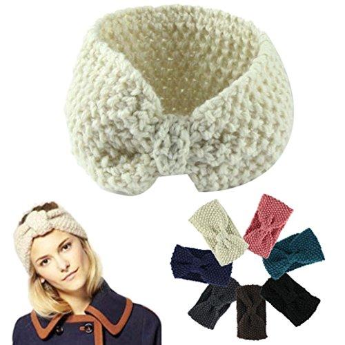 Hair-Accessories-Kolylong-Accessoires-Cheveux-Hiver-Crochet-Flower-Bow-Tricot-Head-Wrap-Oreille-Bandeau-De-Cheveux-Warmer
