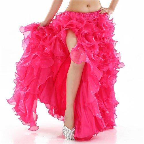 BestDance -  Gonna sportiva  - Maniche lunghe  - Donna Rose Pink