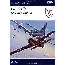 Luftwaffe Sturmgruppen (Aviation Elite Units)