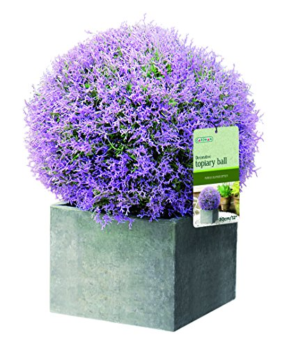 gardman-02810-30-cm-diameter-topiary-ball-purple-flower-effect