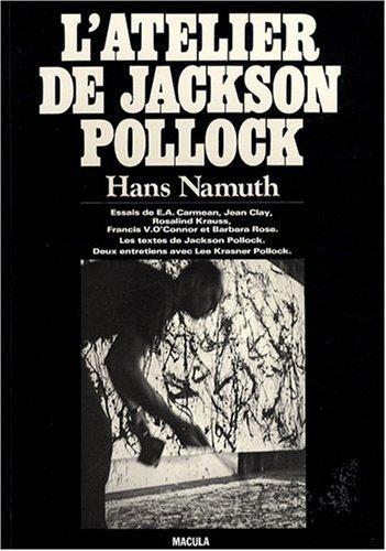 L'Atelier de Jackson Pollock. Photog...