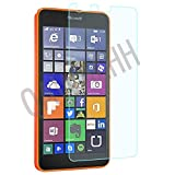Qawachh Nokia Microsoft Lumia 640 XL Tempered Glass (Buy1 Get1) (Free Wipes) (Free Delivery)