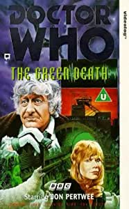 Doctor Who The Green Death [VHS] [1963]