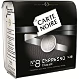 Carte Noire expresso 36 dosettes 250g Envoi Rapide Et Soignée ( Prix Par Unité )