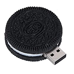 Biscuit Design 16GB USB Flash Drive