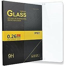 IVSO Pellicola Protettiva Schermo in Vetro Temperato per Asus Zenpad 3S 10 Tablet (Tempered Glass - 1 Pack)