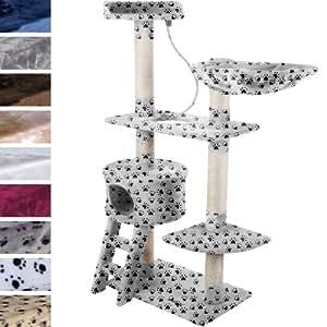 Leopet Katzen Kratzbaum Möbel für Katzen mittelgross 152cm hoch in verschiedenen Farben