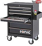 Sonic Equipment–Werkzeugwagen –284Werkzeuge–7284