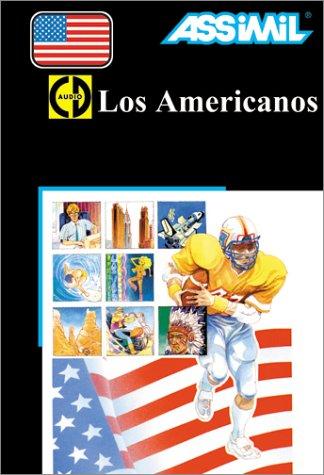 Los Americanos (1 livre + coffret de 3 CD) (en espagnol)