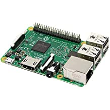 Raspberry Pi Carte Mère 3 Model B Quad Core CPU 1.2 GHz 1 Go RAM