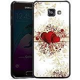 Samsung Galaxy A3 (2016) Housse Étui Protection Coque Amour silencieux Motif Motif
