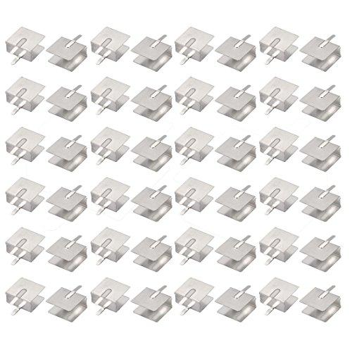 CB Montage Aluminium Hitze zerstreuen Kühlkörper Kühlung Silver Farbton de ()