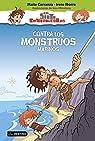 Contra los monstruos marinos: Los siete cavernícolas 4