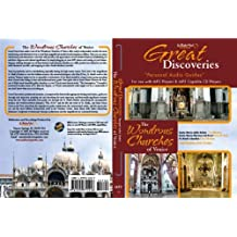 The Wonderous Churches of Venice (Great Discoveries Personal Audio Guides: Venice)