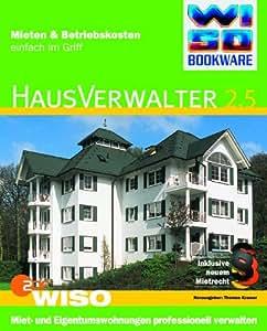 wiso hausverwalter 2 5 thomas kramer software. Black Bedroom Furniture Sets. Home Design Ideas