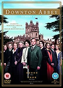 Downton Abbey - Series 4 [Import anglais]