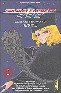 Galaxy Express 999 Edition simple Tome 1