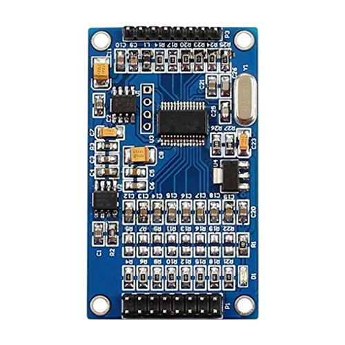Maßstab Produzieren (Bobury ADS1256 24-Bit-ADC AD-Modul ADS1256 Module Analog-Digital-Wandlung High Precision ADC Erfassungskarte)