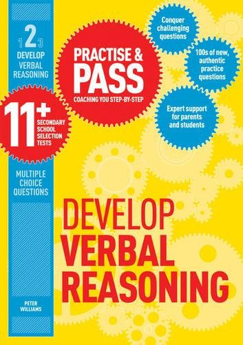Practise & Pass 11+ Level Two: Develop Verbal Reasoning Cover Image