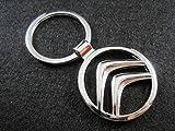 ETMA Portachiavi in Metallo Compatibile con Citroen lla001-11