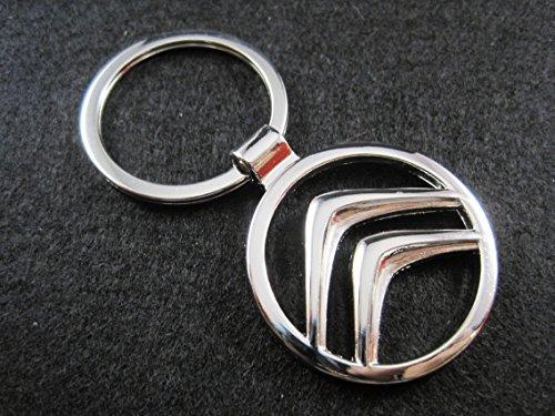 Llavero de metal Citroen
