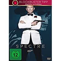 DVD * James Bond * Spectre