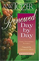 Renewed Day by Day: Volume 1: Daily Devotional Readings