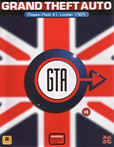 Grand Theft Auto London - Mission Pack #1 : London 1969