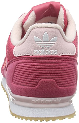 adidas Zx 700 J, Chaussures de Sport Garçon Rose (Craft Pink/Ray Pink/Ftwr White)