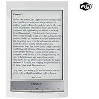 "LIBRO ELECTRONICO 6"" TACTIL 2GB SONY PRS-T1 BLANCO"