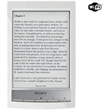 "LIBRO ELECTRONICO 6"" TACTIL 2GB SONY PRS-T1 BLANCO"