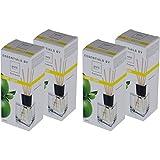 Essentials by ipuro Lime Light 50ml Raumduft (4er Pack)