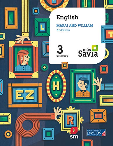 English Marai and William 3 Primary Más Savia Andalucía