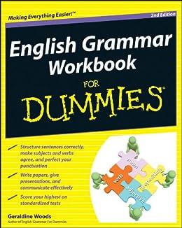 English Grammar Workbook For Dummies par [Woods, Geraldine]