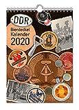 Bierdeckelkalender DDR 2020: Historische Bierdeckel aus der DDR...