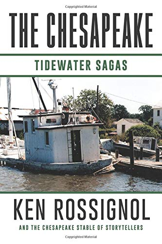 THE CHESAPEAKE: Tidewater Sagas: A collection of short stories from THE CHESAPEAKE (Book 6) (Fisch Patty)
