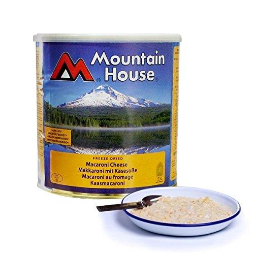 Mountain House Makkroni Käse - 10 Portions (1000g)