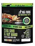 Ugg Foods Groß Chia Samen und Nuss Brot Mischung 344g