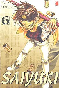 Saiyuki Edition simple Tome 6