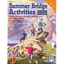 Summer Bridge Activities for Young Christians: Grades 4-5