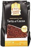 Nonna Anita Preparato in Polvere per Torta Soffice al Cacao senza Glutine e senza Lattosio - 3 Confezioni da 350 g