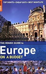 Europe On A Budget (Rough Guide Travel Guides) by Rough Guides (2008-03-03)