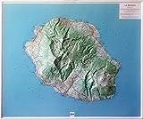 Relief La Réunion 1/100.000...