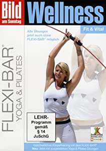 BamS - Wellness: Flexi-Bar Workout-Yoga und Pilates